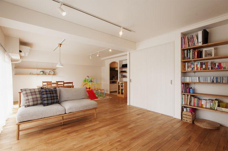 リフォーム・リノベーションの事例|LDK|施工事例No.293木の香りに包まれるわが家|スタイル工房