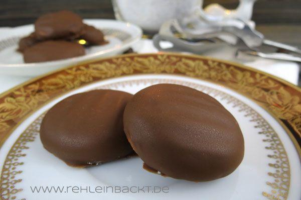 Vanille-Schneeflöckchen mit Kaffeesahne-Überzug | Foodblog rehlein backt