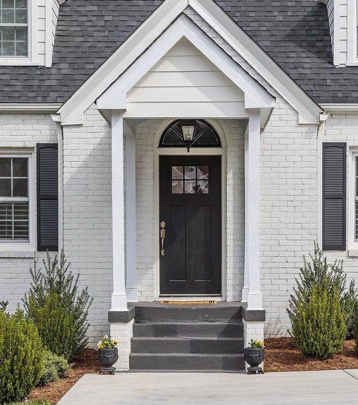 76 best house designs images on pinterest front door - Front door color meanings ...
