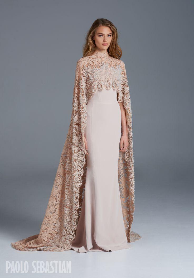 Paolo Sebastian 2015-16 Spring Summer Couture - Aisle Perfect
