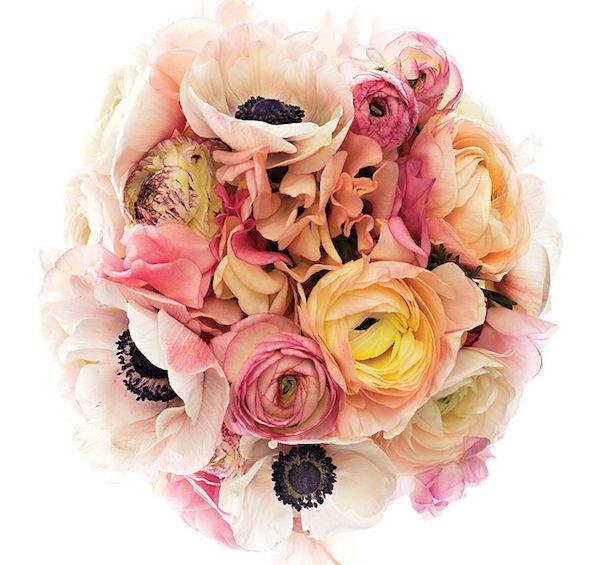 Букет невесты - Свадебные цветы - YaNevesta.ru
