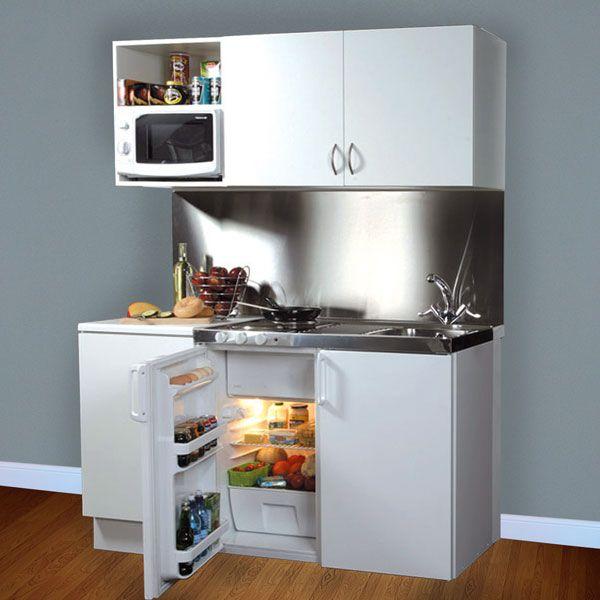 King Mini Kitchen: Apartment Ideas