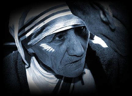 Like Mother Teresa, may I stare into the eyes of the poor as if that person is Jesus himself.