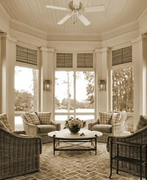 17 Best Images About Sunroom Inspirations On Pinterest
