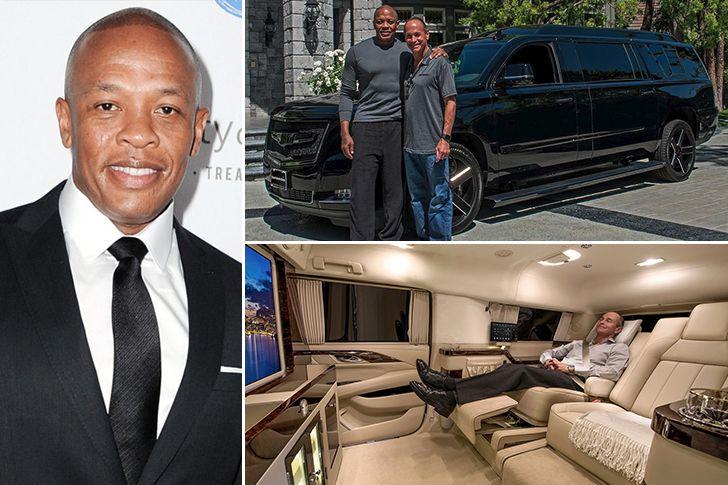Dr. Dre – Cadillac Escalade ESV, Estimated $400K