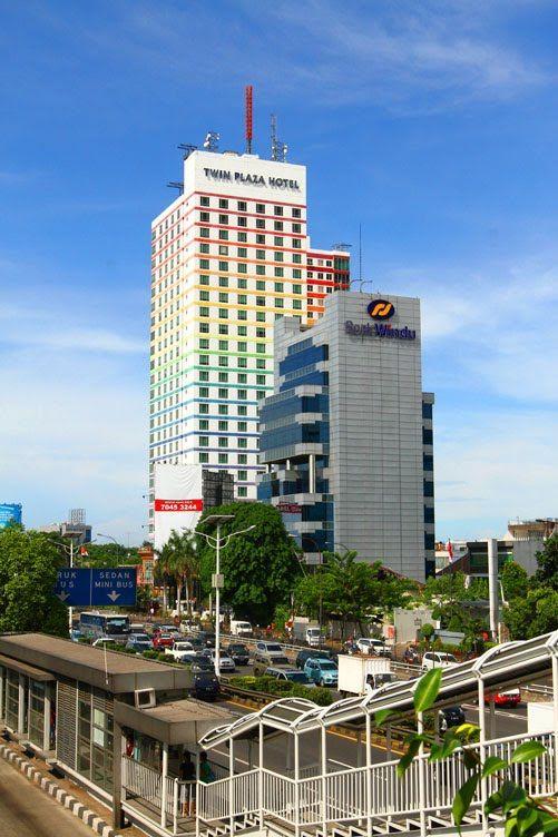 Twin Plaza Hotel  @ Ikung Adiwar