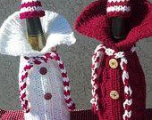 Ähnliche Artikel wie Wine bottle gift bag auf Etsy