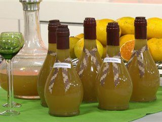 Licor mandarina