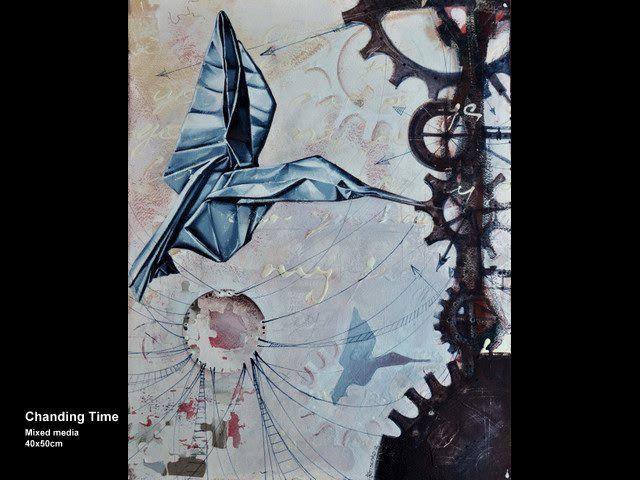 Olena Kosenko. Changing the time. http://www.hkosenko.com
