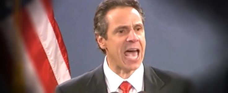 Demo. Crook. This media roundup video of NY Governor Andrew Cuomo's corruption scandal is DEVASTATING