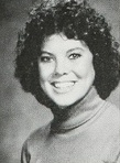 The late Erin Moran (b Oct 18, 1960) - in her 1978 North Hollywood High School (Happy Days as Joanie)