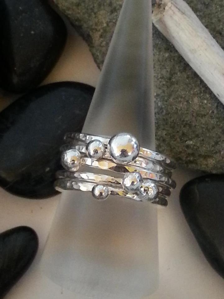 Kirsty B Sterling Ring- Made in Tasmania https://www.facebook.com/KirstyBJewellery