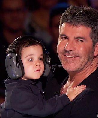 ERIC COWELL : Simon Cowell's Son