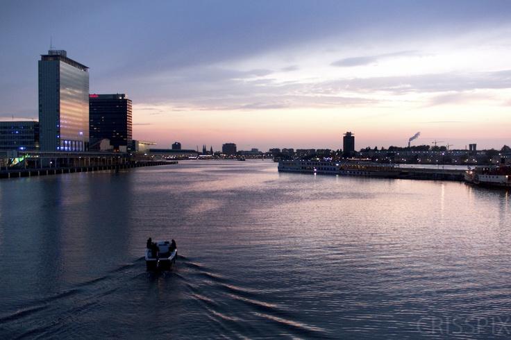 Amsterdam sunset movenpick hotel