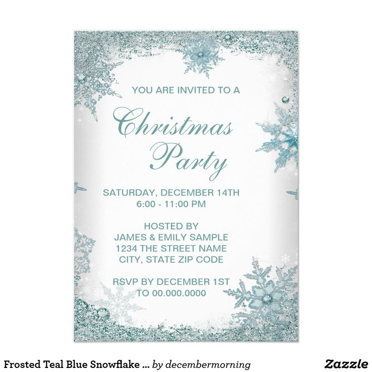 202 best Christmas Party Invitations images on Pinterest | Christmas ...