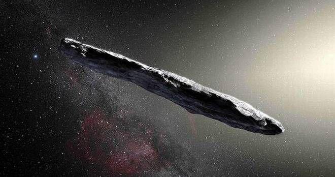 Cientificos De Harvard Afirman Que Los Extraterrestres Enviaron Una Sonda Para Estudiar La Tierra