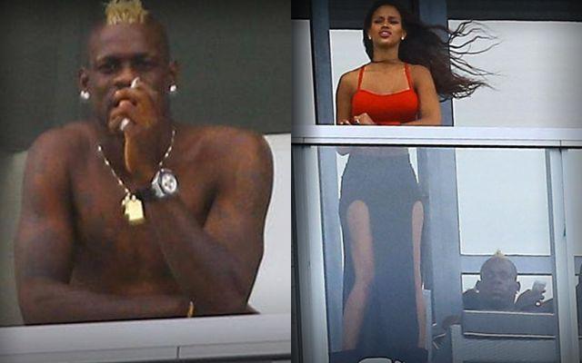 Balotelli beccato a fumare a Miami. Una sigaretta che potrebbe costargli cara. Ecco perché