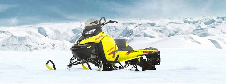 Ski-Doo Snowmobiles Canada: Snow Sleds for Sale by BRP