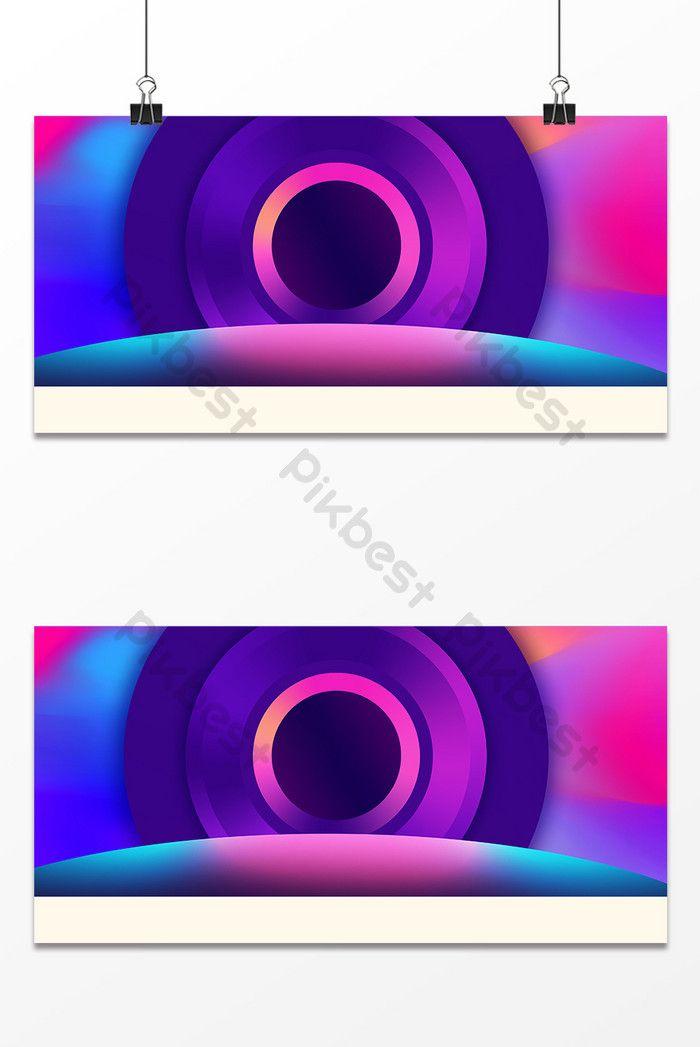 Tmall تاوباو حفل الأعمال تصميم الخلفية خلفيات Psd تحميل مجاني Pikbest Salon Decor Festival Background Background Design