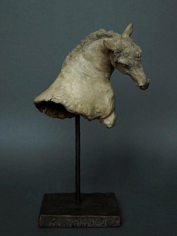 Gorion - ceramiczne konie