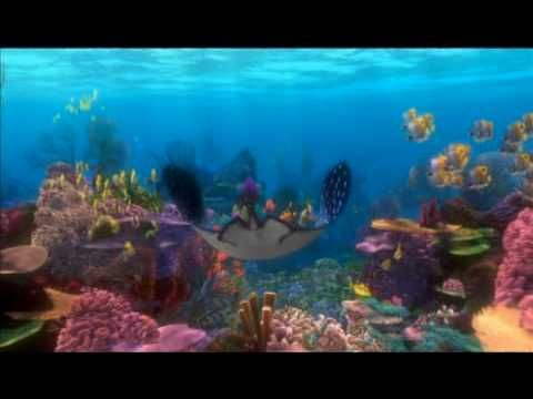 Finding Nemo was one of my favorite movies when I was little because it was hilarious and everyone in my family loves it.