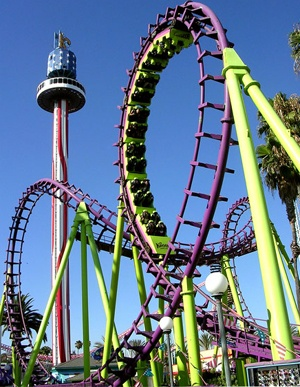 Knott's Berry Farm Review - America's First Theme Park! | Splash Magazines | (in between San Diego & Los Angeles)
