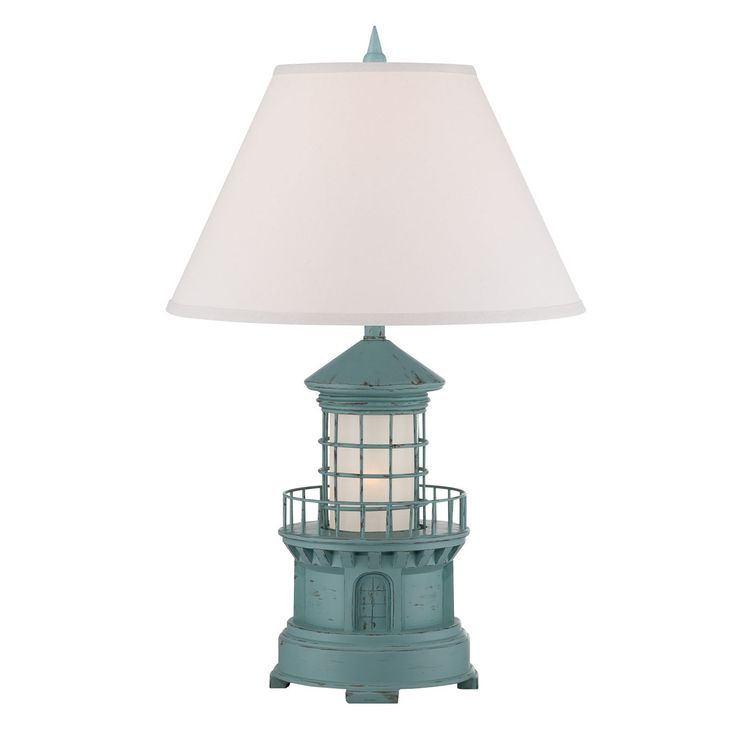 Best Selection Cottage Lighthouse Lamps At Beach Decor Shop.
