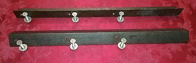 Set of Table Side Rails & Hardware for Vintage DEWALT Radial Arm Saw (MBF)