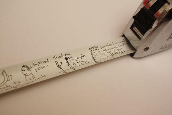 Diary tape