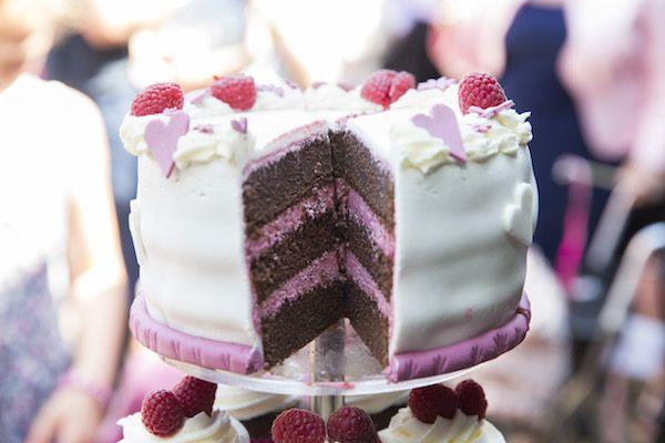 wedding cake - Marc en Wendy