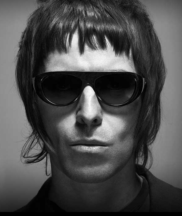 Liam Gallagher. Going to cut my sons hair like this ;)