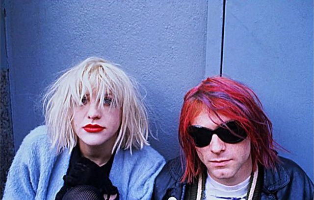 Is a Kurt Cobain biopic on the horizon? #nirvana #kurtcobain #courtneylove #grunge