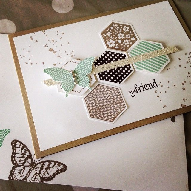 Coffee and Card tomorrow at Mill Kitchen in Farsley between 10-12. Mixing new colours with existing products, inspired by our team member Nic and the new catalogue. #stampinup #stampinupuk #stampinupdemo