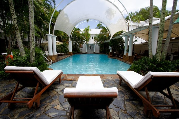 Reefhouse Palm Cove.... we'll be staying here
