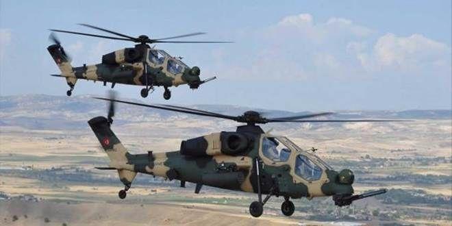 Türkiye'den tarihi hamle: ATAK helikopterlerini Pakistan'a satacak