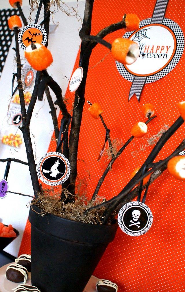 Happy Halloween Collection & Free Printable Festa
