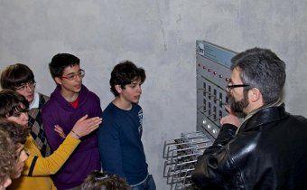 Laboratori didattici al Museo degli Strumenti per il Calcolo