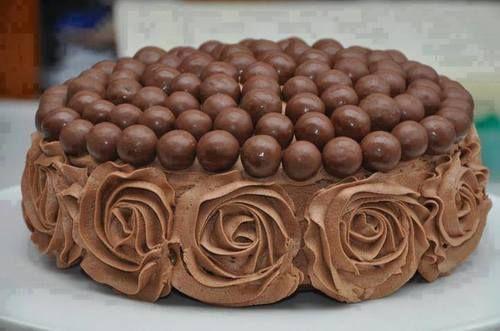 ** Čokoládový dort **