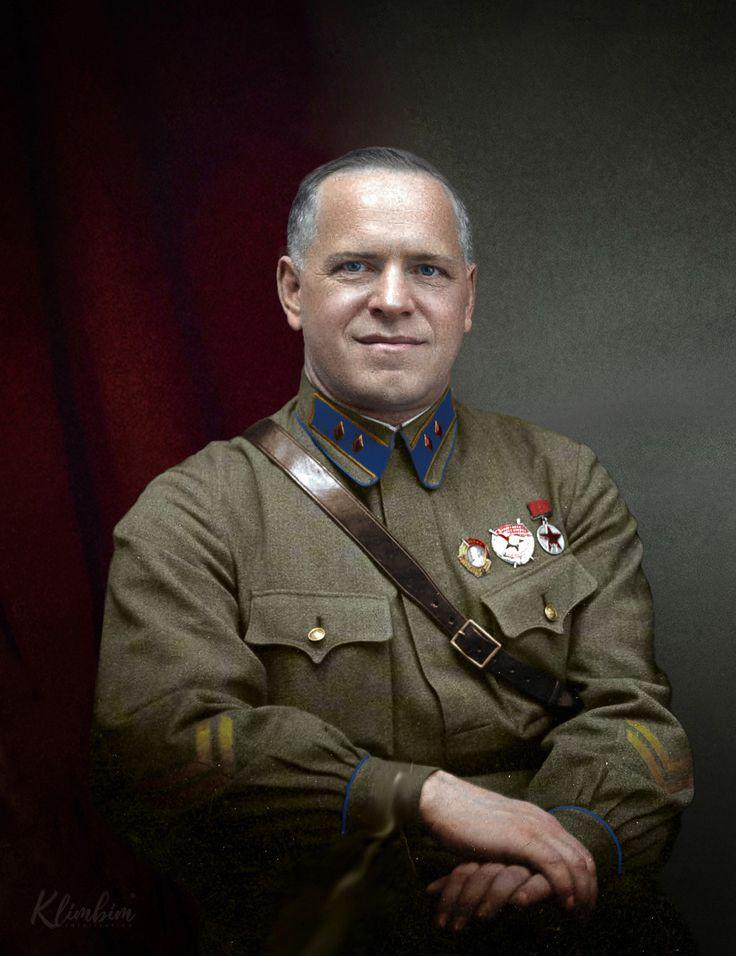 https://flic.kr/p/21jB6p7 | Georgy Zhukov | Георгий Константинович Жуков, 1939