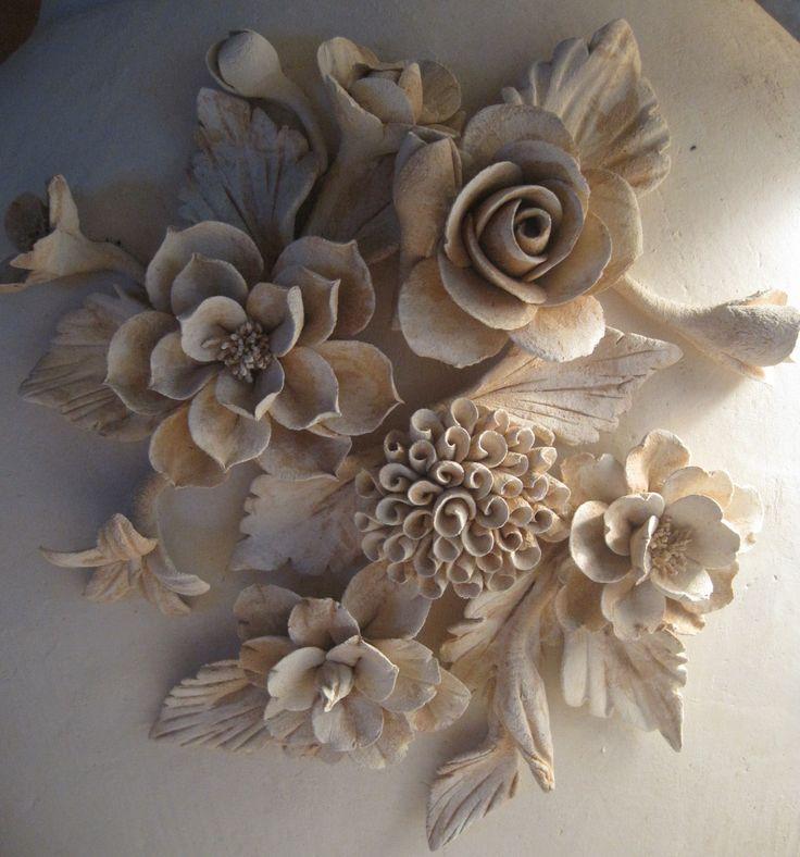 Ceramic decorative lamp from Le Luci di Daniela