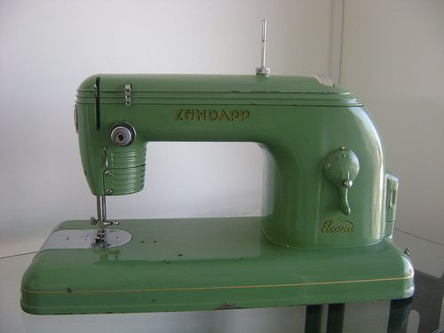 Trends in sewing