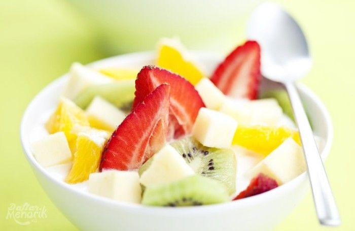 Resep Praktis Sarapan Pagi Salad Buah