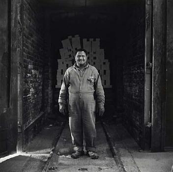 Thomas Amuketi, labourer, Brickworks