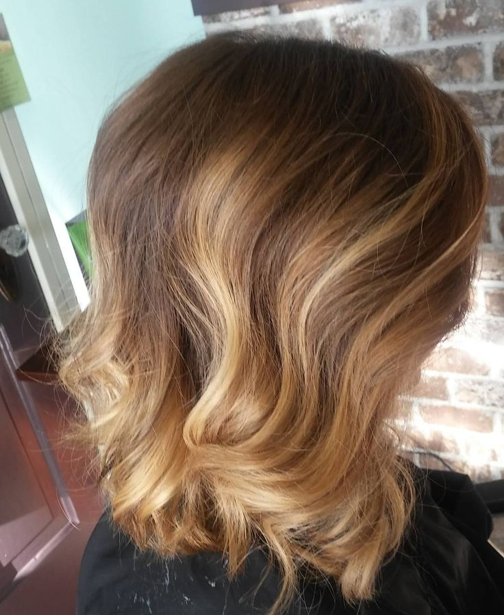 Haircolor Balayage Hair Hur Highlights Cosmetology