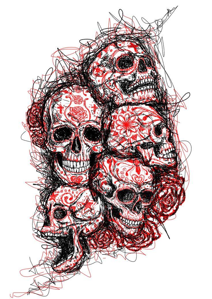 The 25 best Calaveras mexicanas dibujos ideas on Pinterest