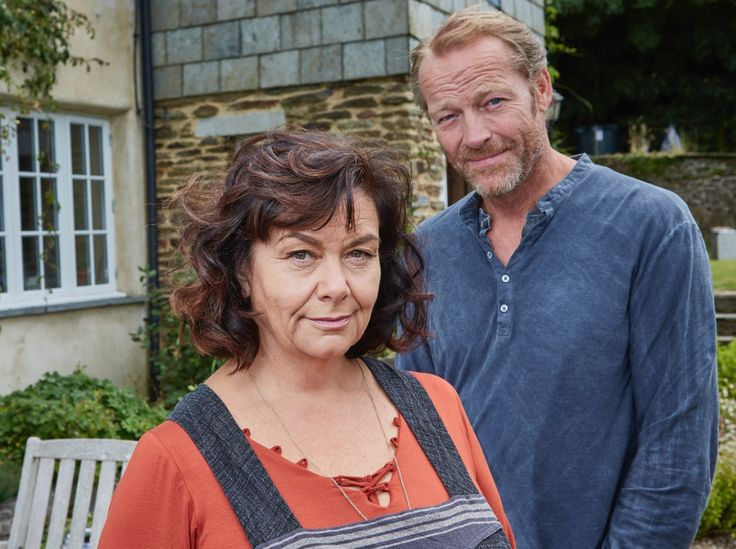 Dawn French and Iain Glen drama Delicious ends episode one with a stunning twist