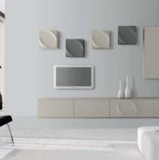 Parete attrezzata moderna da soggiorno Tonin Casa Leaves – C08