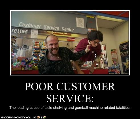 Funny Customer Service Stories