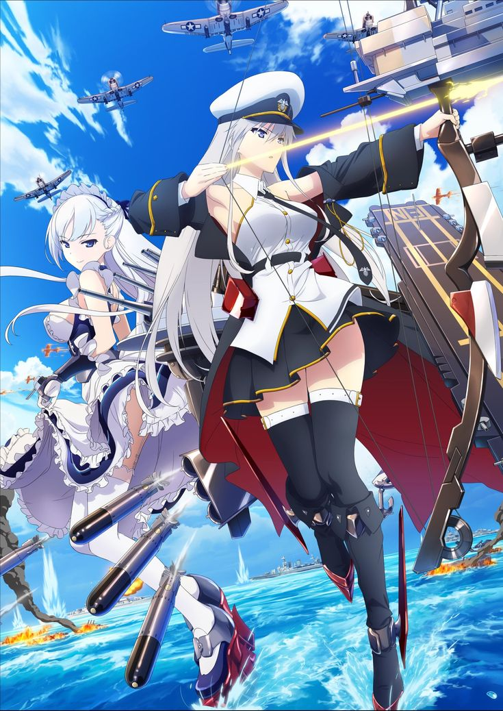 The post Azur Lane 02 appeared first on Erairaws. in