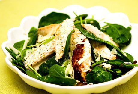 Kyckling med quínoasallad | Recept.nu